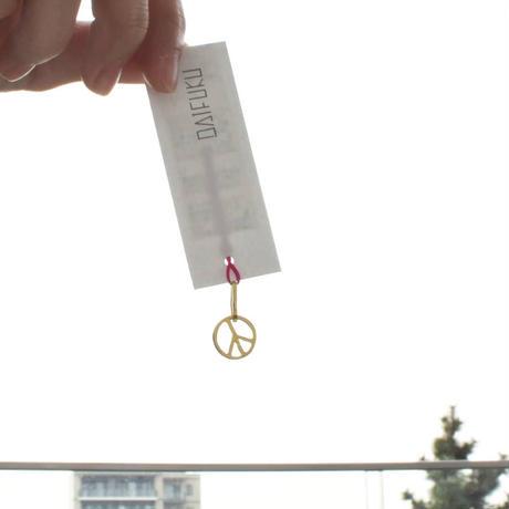 Peace 歩 -ayumi- ミニチャーム