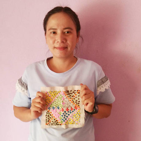 刺繍パネル(J2)