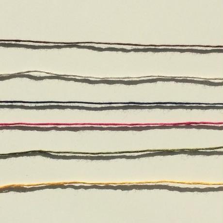 麻紐のブレスレット