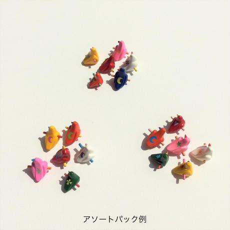 カラフル伝書バト(6個入り)