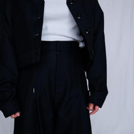 [RUMBLE RED]スーパーワイドチノ /Dark Navy | Women's