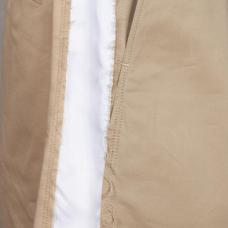 [BASE MARK]さりげないオシャレが込められた ショートチノパン / beige | Women's