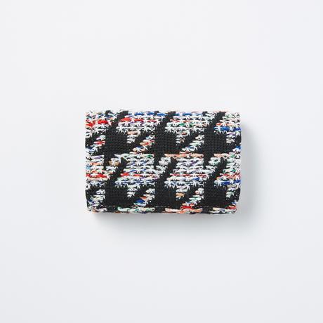 [COOHEM] カードケース / KNIT TWEED / 全2色
