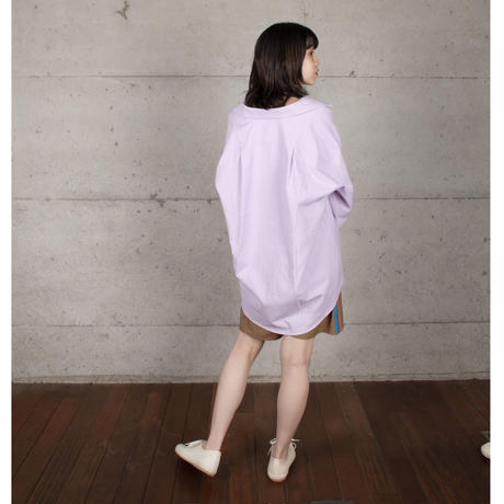 [SANA]今治産ビッグシャツ / 全2色 | Women's