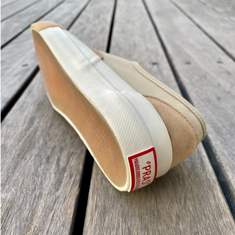 [PRAS] GRID DECK-COMBI-BEIGE