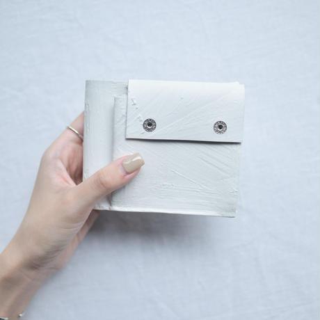 [KAGARI YUSUKE] 二つ折り財布 / Leather  /  全3色