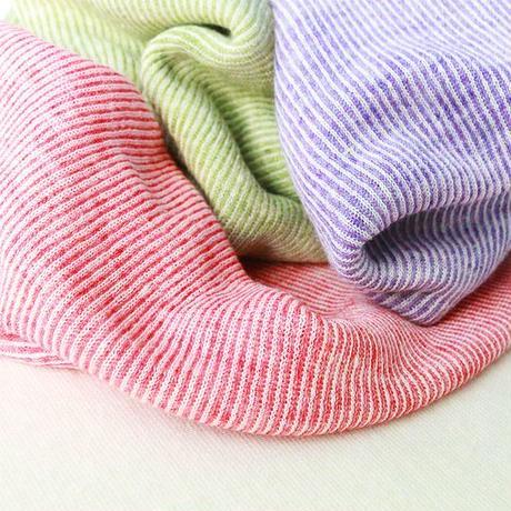 [KENLAND]   ストライプタオル  /Linen  /  全9色