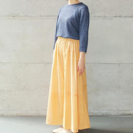 [spoken words project] 春夏を駆け抜けるパンツ / cotton beige|Women's