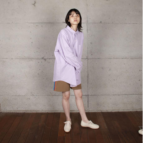 [COOHEM] knit side line half pants / 全2色 | Unisex
