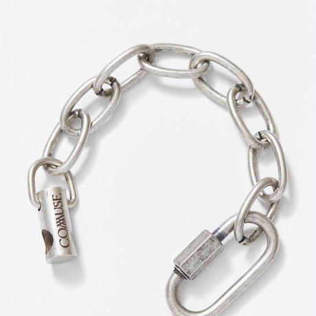 【入荷】LOYALTY    Chain Blacelet  (Gray)