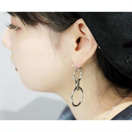 "【入荷】""C.M.S"" HOOP PIERCE【SLV】"