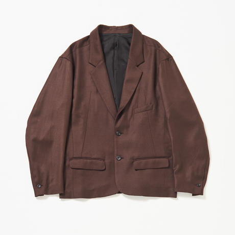 Dad falls JKT (Brown)