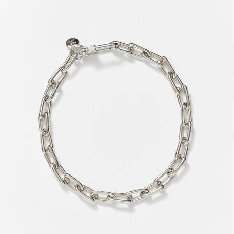 【STOCK 】S.TIME×COMMUSE COLAB  CHOKER NECKLACE (SILVER)