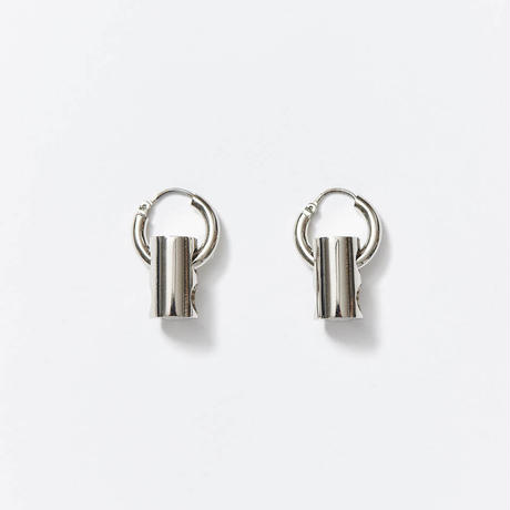 【入荷】LOYALTY  Hoop pierce (Silver)
