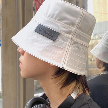 【入荷】Translucent Bucket Hat(WHITE)