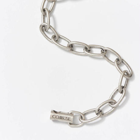 【入荷】LOYALTY  Chain Necklace (Gray)