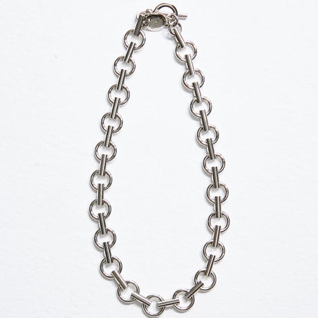 "【入荷】""C.M.S"" HOOPCHAIN NECKLACE  【SLV】"