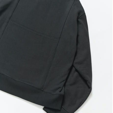 【2020.11.14(sat)21:00-PRE ORDER】GM UPDATE RECONSTRUCTION SWEAT (black)