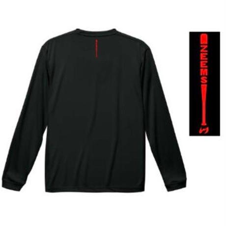 ロングスリーブTシャツ シルキータッチドライ ②