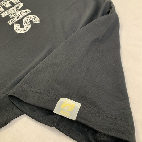 オンラインストア限定Tシャツ ブラック 残り160cmのみ