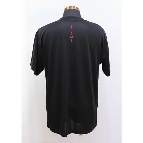 プレミアムドライシルキータッチ生地Tシャツ ZW21-05