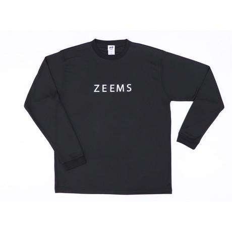Zeemsプレミアム生地ロンT