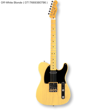 【VNT即納可】Fender Japan Exclusive Classic 50s Telecaster Texas Special / Maple