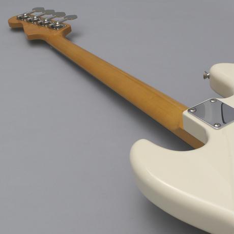 【即納可】Fender Classic 60s Jazz Bass / Rosewood Fingerboard / Vintage White ( 0717669223649 )