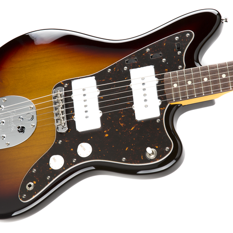 【即納可】Fender Japan Exclusive Classic 60s Jazzmaster Rosewood / 3-Color Sunburst ( 0717669223748 )