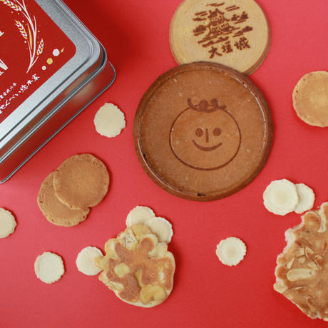 YES! SENBEI CAN/NOT COOKIE セット