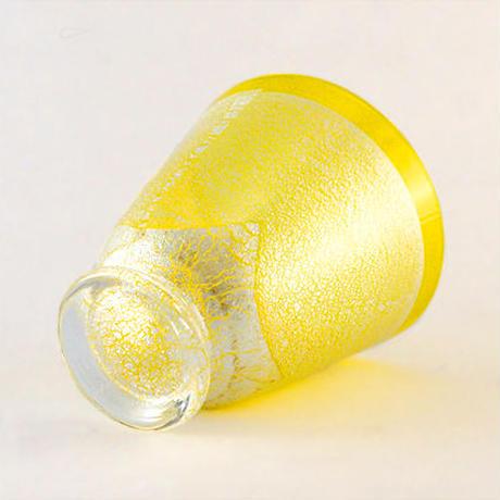 銀彩フリーカップ(黄)