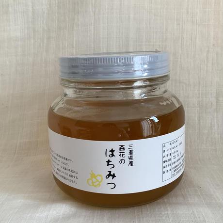 川村養蜂場 三重県産 百花のはちみつ