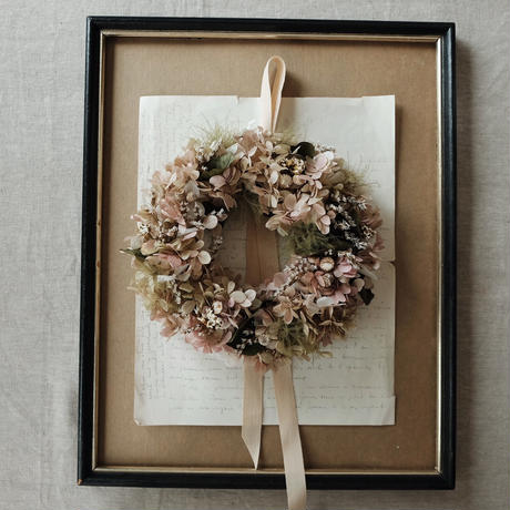 flower wreath no.010