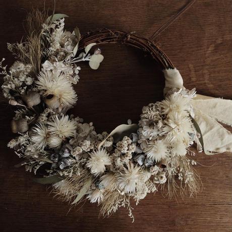 flower wreath no.021