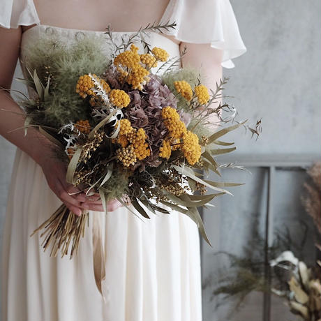 wedding bouquet no,002