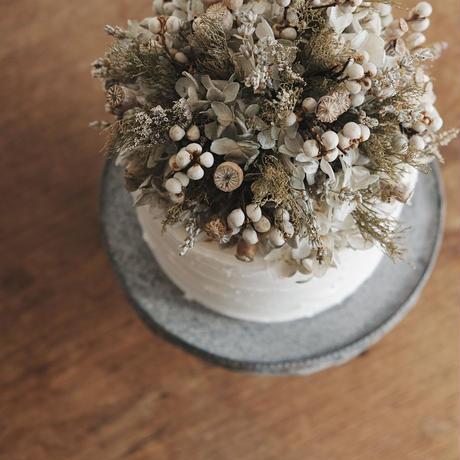 fakecake & bouquet set no,002