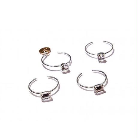 glass 4type ring