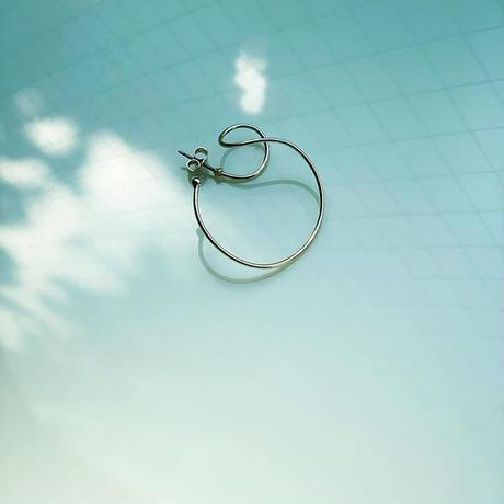 アイビーイヤリング(片耳ピアス)/ivy earring /0102