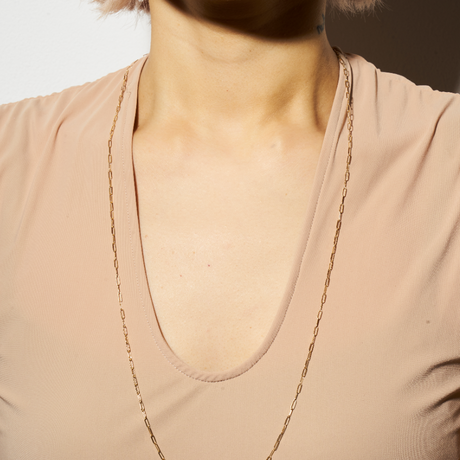 chain necklace/0078