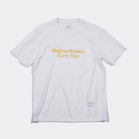 T-3120 / CURRY / MAGICAL MYSTERY / WHITE
