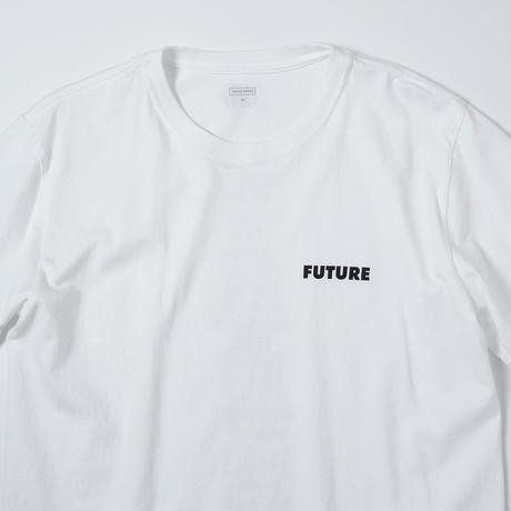 T-2119 / FONT / FUTURE / WHITE