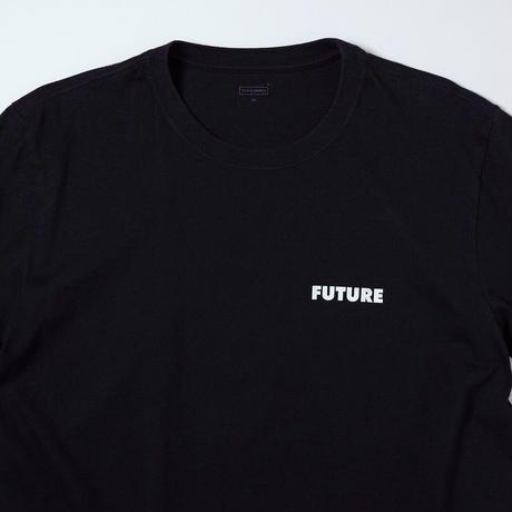 T-2122 / FONT / FUTURE / BLACK