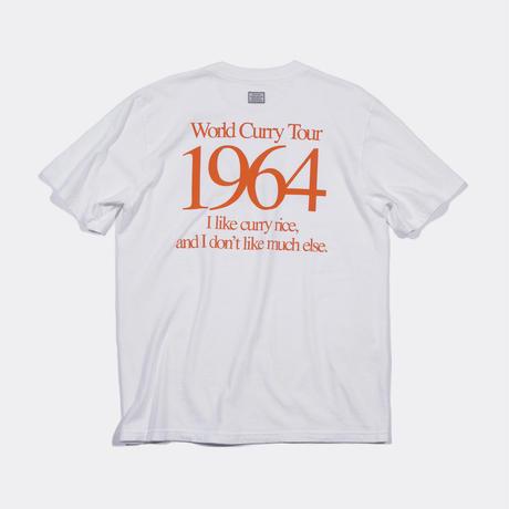 T-3121 / CURRY / WORLD TOUR / WHITE