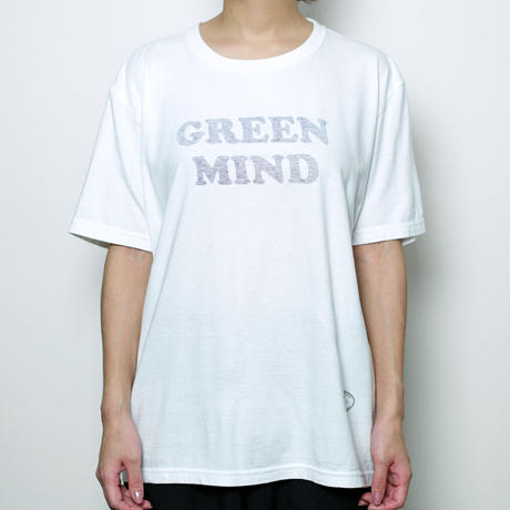 REVERSE-GREEN MIND-WHITE