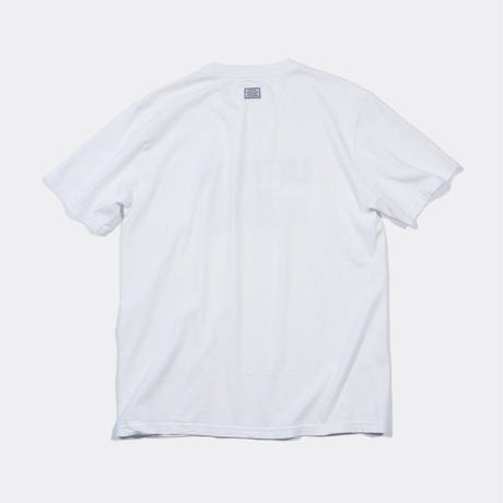 T-3101 / PATCHWORK / WORD / WHITE