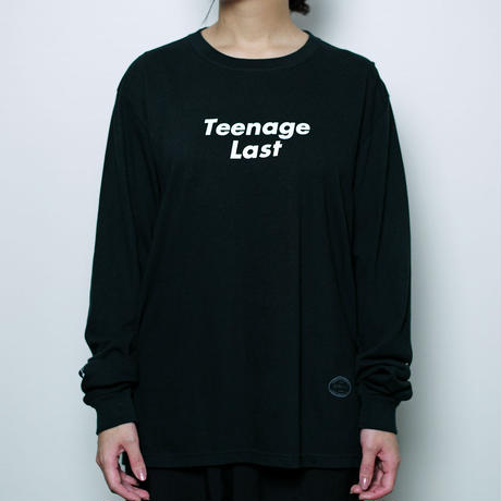 POPS/LONG-TEENAGE-BLACK