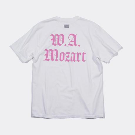 T-3115 / S·E·I·K·O / W.A.MOZART / WHITE