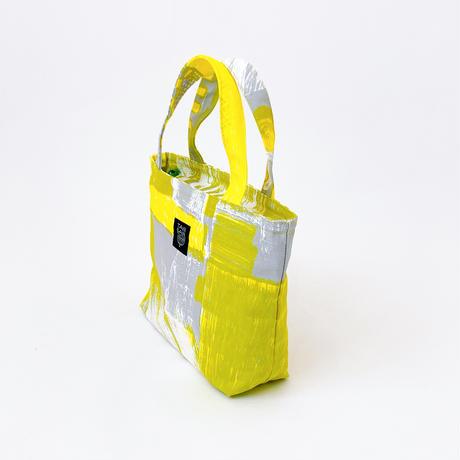 Mini tote Bag 「Suiden」gray