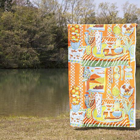 odekake BAG 「TEA TIME」orange