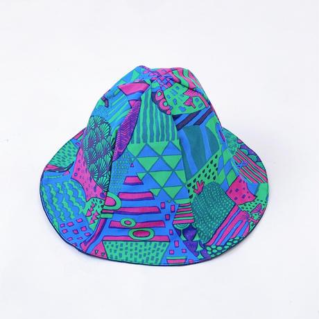Bi TANSAN tulip Hat「Yamanami」purple